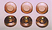 Brass Expansion Freeze Plugs